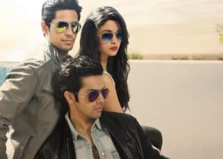 Sidharth Malhotra has the sweetest message for his Student of the Year co-stars Alia Bhatt and Varun Dhawan - watch video