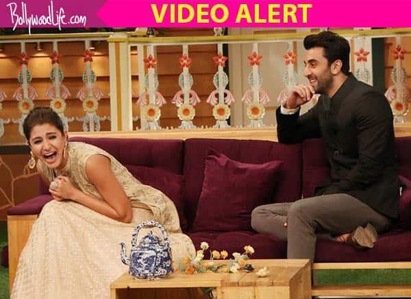 Ranbir Kapoor and Anushka Sharma's sex talk will make you ROFL- watch video!