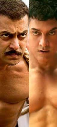 Salman Khan in Sultan or Aamir Khan in Dangal- whose haryanvi accent impressed you the most