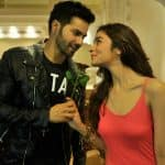 Varun Dhawan yells at Alia Bhatt, asks her to SHUT UP -  watch video