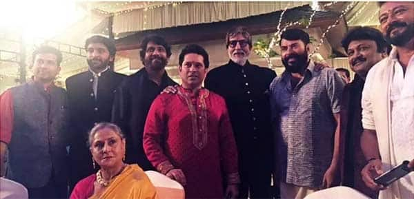 Amitabh Bachchan, Mammootty, Nagarjuna, Prabhu get snapped together – view pics