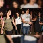 Rumoured couple Shraddha Kapoor-Farhan Akhtar spotted together at the Coldplay concert event - View HQ pics