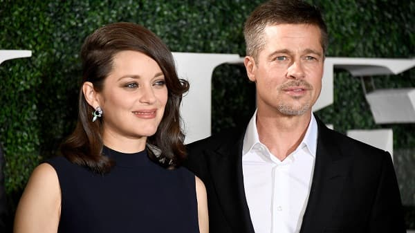Marion Cotillard on Brad Pitt: He's such a good person that it's really not difficult to get along with him