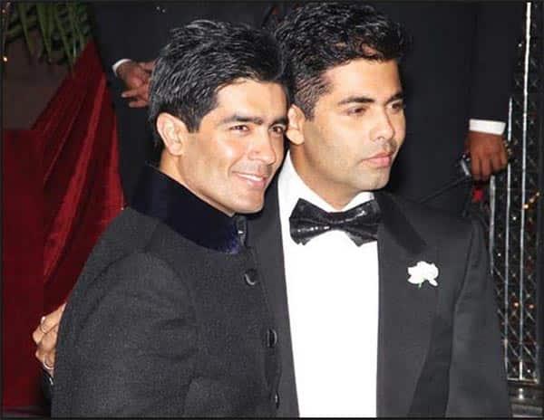 Shah Rukh Khan, Aamir Khan and Alia Bhatt to grace Manish Malhotra's 50th birthday bash hosted by Karan Johar