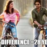 Here's why a 51 year old Shah Rukh Khan can be a lucky mascot for 23 year old Alia Bhatt