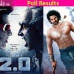 Rajinikanth's 2.0 first look WINS over Prabhas' Bahubali 2 first look