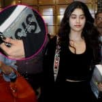 Is Jhanvi Kapoor considering a film on terrorism for her Bollywood debut? View HQ pics