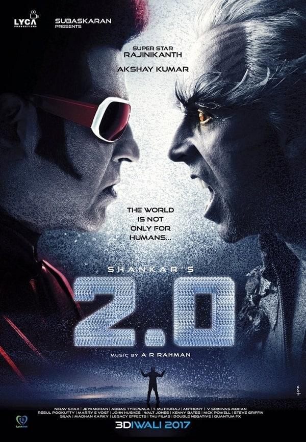 Rajinikanth-Akshay Kumar 's 2.0 to have a sequel?