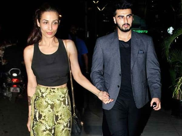 Malaika Arora Khan and Arjun Kapoor's this photoshopped picture is going VIRAL
