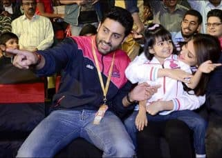 Abhishek Bachchan crosses 10 million followers on Twitter on daughter Aaradhya's birthday