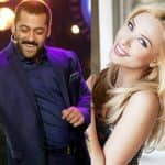 Did Salman Khan recommend Iulia Vantur's name for Himesh's new music album?
