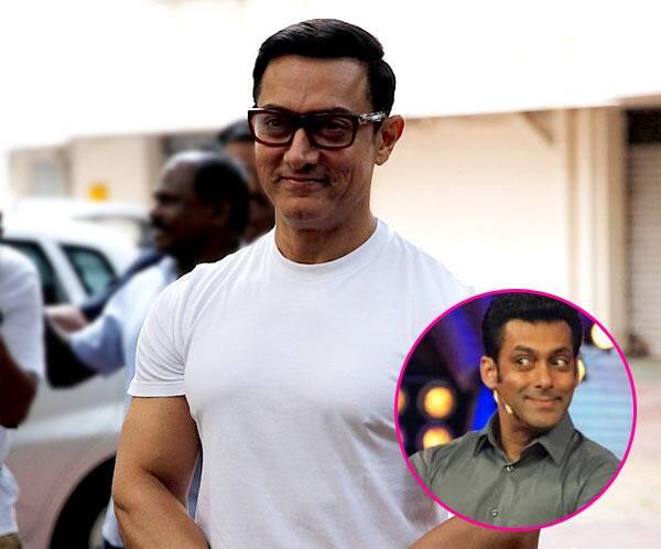 Aamir Khan won't promote Dangal on Salman Khan's Bigg Boss 10, here's why!