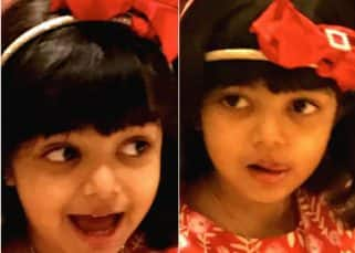 Aishwarya's daughter Aaradhya looks cute as a button on her 5th birthday - view pic