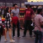 Shraddha Kapoor and Aditya Roy Kapur shoot for a romantic sequence of OK Jaanu- view pics