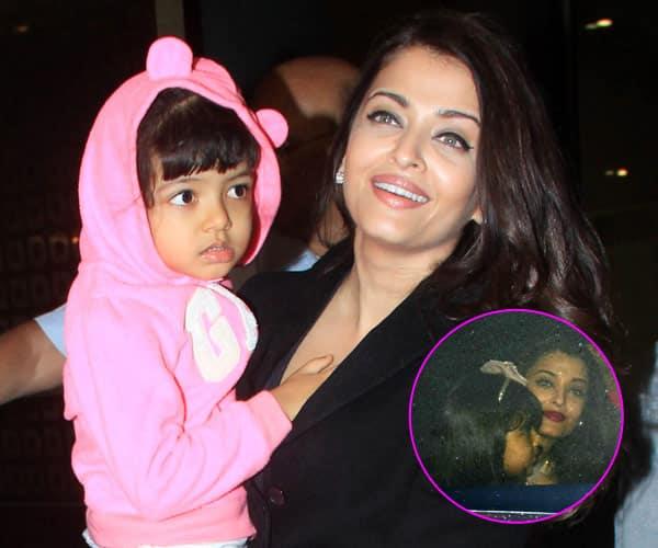 Aishwarya Rai Bachchan's daughter Aaradhya's birthday bash was one starry affair – View HQ pics