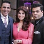 Karan Johar CLAIMS he made Twinkle Khanna famous and gets a sassy reply in return - watch video