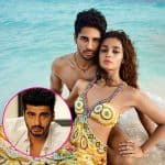 Alia Bhatt thinks Sidharth Malhotra is a better kisser than Arjun Kapoor