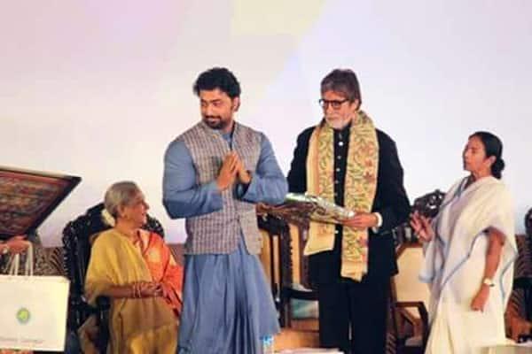 SRK, Kajol, ABsr, Jaya B, Pari, Sanjay Dutt, etc at Kolkata FF, pg5