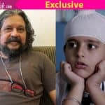 Amole Gupte gets SNIFF-ed by Khushmeet Gill, literally - watch video!