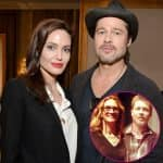 Brad Pitt is all smiles as he makes his first red carpet appearance post split with Angelina Jolie