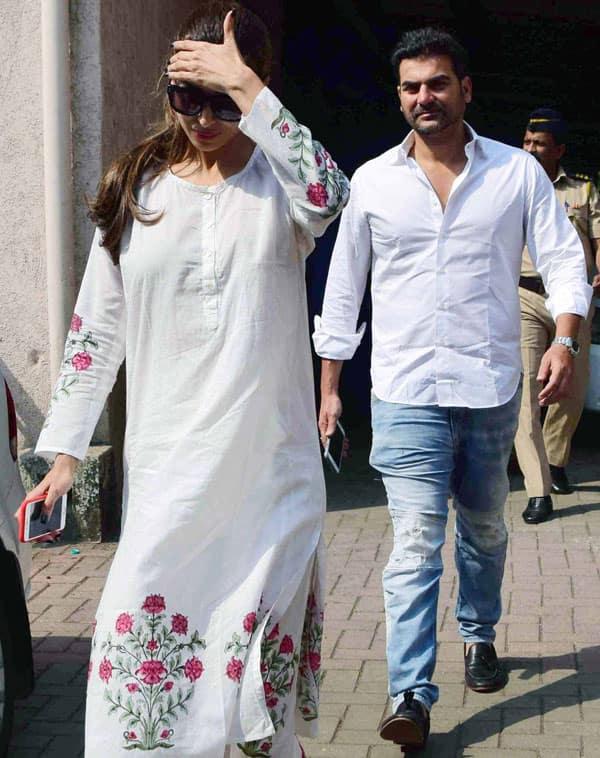 Is Salman Khan miffed with Malaika Arora Khan?