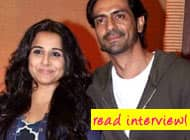Vidya Balan and Arjun Rampal play Bollywood Quiz