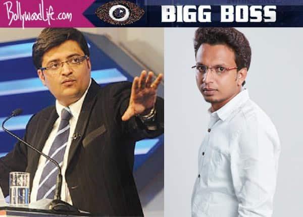 Bigg Boss 10 contestant Navin Prakash shuts Arnab Goswami – watch video