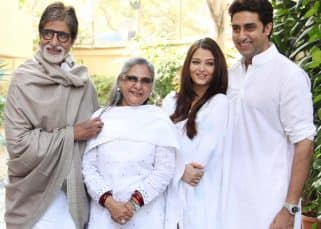 Abhishek Bachchan would be more than happy to work with Amitabh, Aishwarya and Jaya in a film!