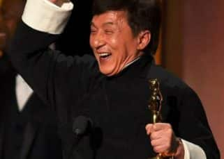 Jackie Chan WINS his first Academy Award after 'breaking so many bones'