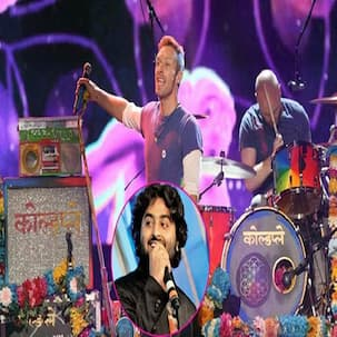 Coldplay's Chris Martin singing Channa Mereya at Global Citizen festival is a HUGE compliment to Arijit Singh - watch video