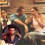 Where was Ranveer Singh while GF Deepika Padukone was chilling with Coldplay's Chris Martin? View pic