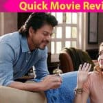 Dear Zindagi quick movie review: Shah Rukh Khan's charm and Alia Bhatt's performance keep you hooked in the first half