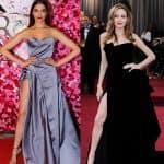 Not Deepika Padukone, but Angelina Jolie has made the thigh high slit her signature look