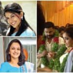 Mollywood actors Meera Jasmine, Jomol were SHOCKED to find out about Dileep-Kavya Madhavan's wedding