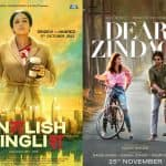 Shah Rukh Khan and Alia Bhatt's Dear Zindagi BEATS the lifetime collection of Sridevi's English Vinglish in 5 days