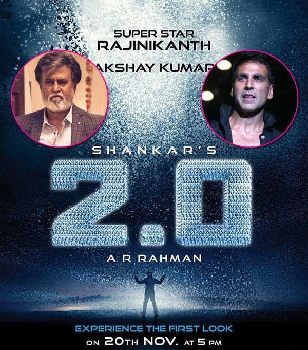 Here's how Rajinikanth bowed down to power of Akshay Kumar