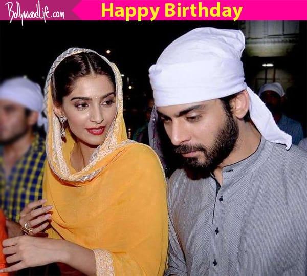 Sonam Kapoor send love To her Khoobsurat co-star Fawad Khan