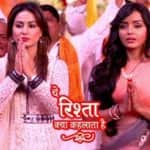 Yeh Rishta Kya Kehlata Hai: Hina Khan and Parul Chauhan to exchange roles in a temple - watch video
