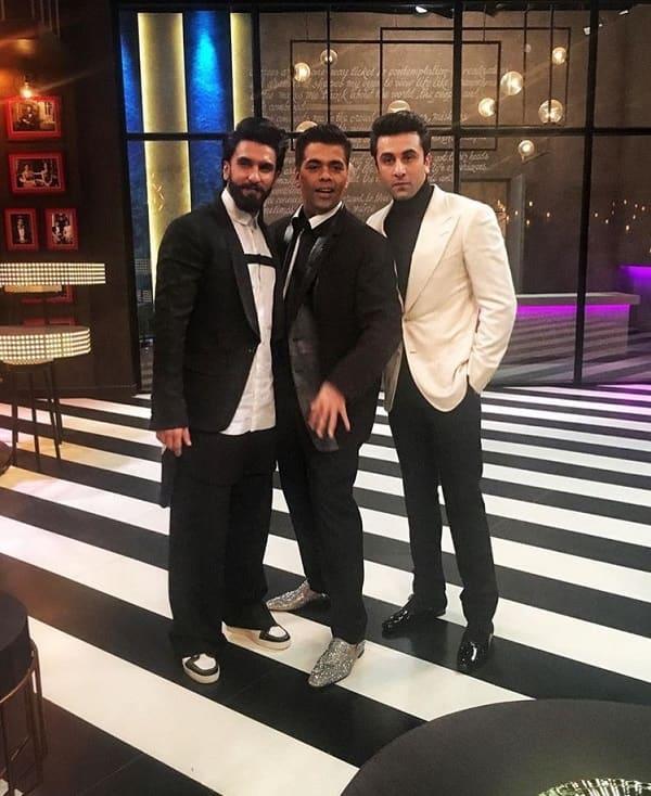 5 topics Ranbir Kapoor and Ranveer Singh should talk about on Koffee With Karan season 5