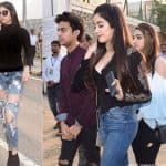 Jhanvi and Khushi Kapoor up the style quotient at the Coldplay concert event - view HQ pics