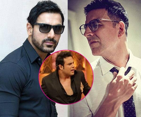 John Abraham, Akshay Kumar – 5 times Krushna Abhishek made celebs ANGRY on Comedy Nights Bachao