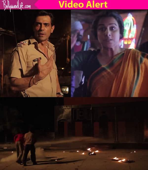EXCLUSIVE: Vidya Balan and Arjun Rampal triumph through the harsh climate as they shoot Kahaani 2