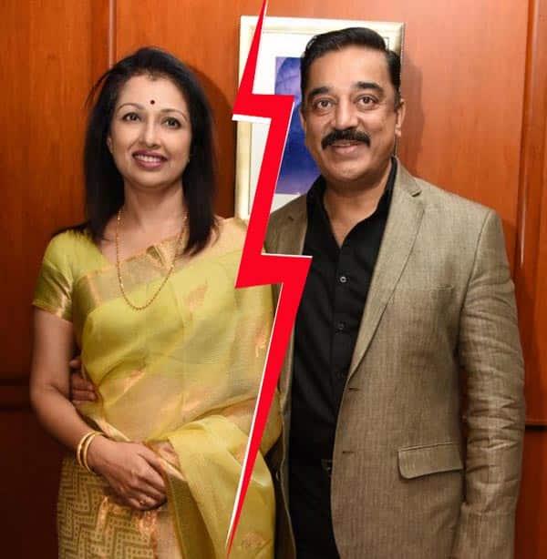 It was Gautami, not Kamal Haasan who initiated the split?