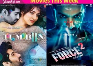 Movies this week: Force 2, Tum Bin II