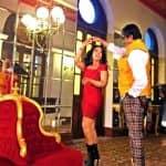 Maharashtra CM Devendra Fadnavis' wife set to make a glamorous debut opposite Amitabh Bachchan