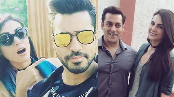 Mandana Karimi joins Gautam Gulati and Salman Khan for Bigg Boss 10 Weekend Ka Vaar – view pics