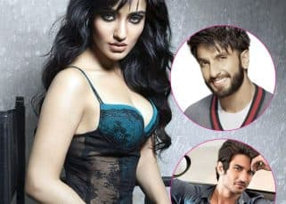 Neha Sharma on Ranveer and Sushant as idols: I don't think that they have made it - watch video