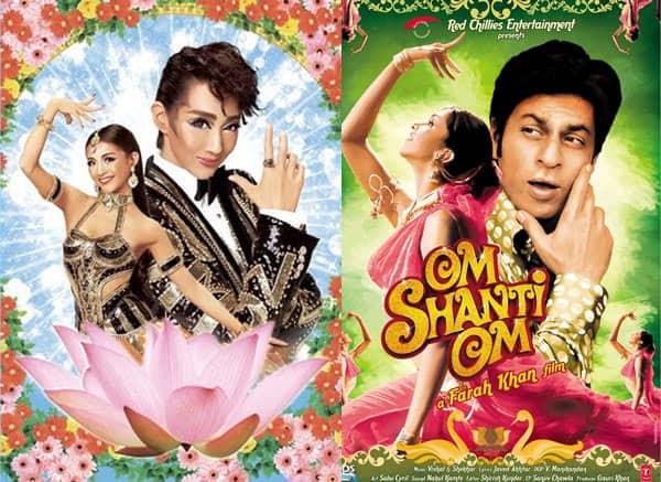 shah rukh khan and deepika padukones om shanti om to be