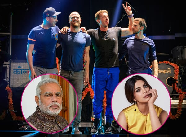 Priyanka Chopra and PM Narendra Modi give Coldplay a MISS – read details