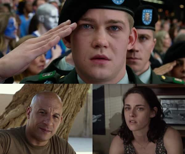 Vin Diesel, Kristen Stewart, Steve Martin – meet the stars of Ang Lee's Billy Lynn's Long Halftime Walk